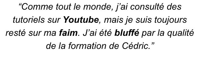 Le Blog Marketing de Cédric Pharand Formation Google Ads